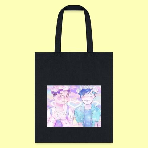 Pastel! Dan and Phil edit - Tote Bag