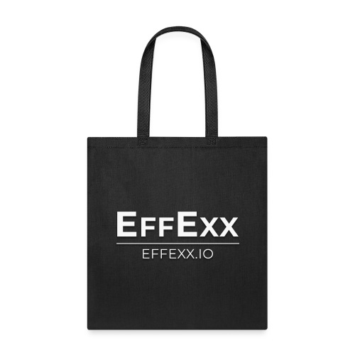EFFEXX LOGO - Tote Bag