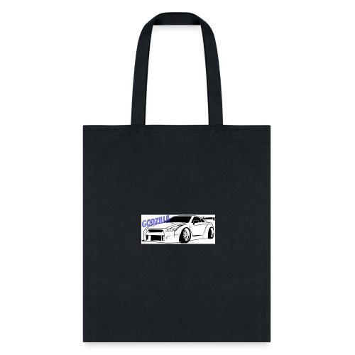 NIssan GTR - Tote Bag