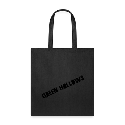 Green Hollows Merch - Tote Bag