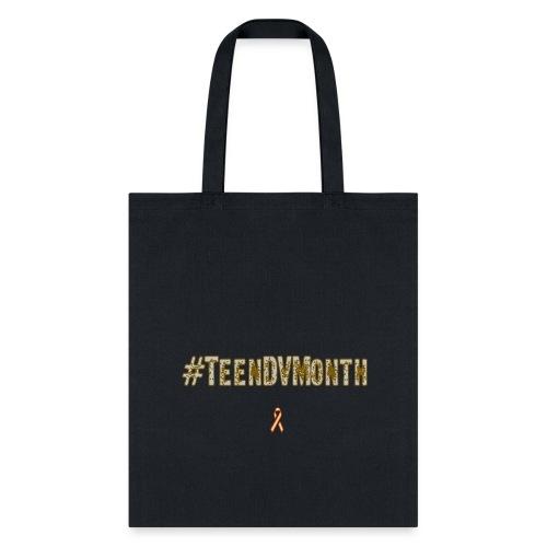 LUSU DesgnsTeen DV Month Label 1 - Tote Bag