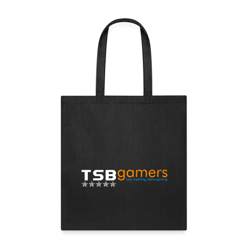 TSB White Website Logo FullColor - Tote Bag