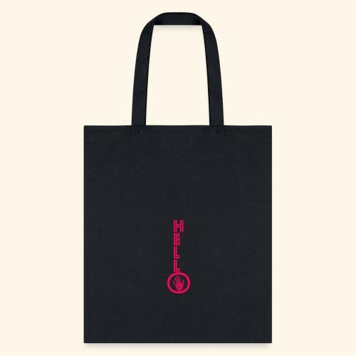 Hello Key 1 - Tote Bag