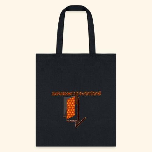 season inverted autumn door - Tote Bag