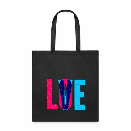 love design pattern - Tote Bag