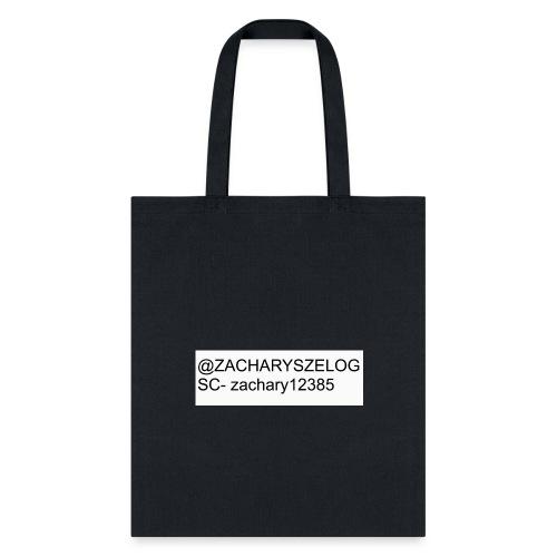 ZACHARY - Tote Bag