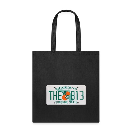 The 813 Plated - Tote Bag