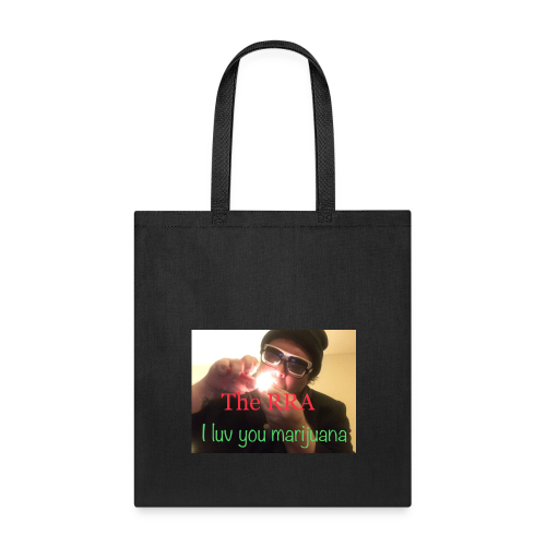 RRA I LUV YOU MARIJUANA - Tote Bag