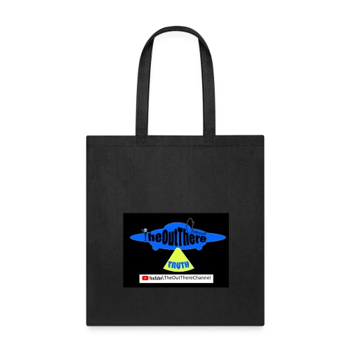 UFOTruthLogo2018 11 02 - Tote Bag