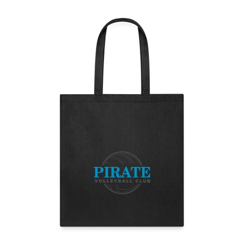 Pirate Volleyball Club Logo - Tote Bag