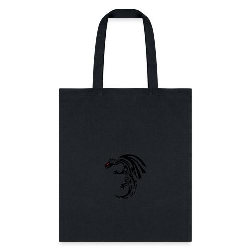 Dragon Tribal - Tote Bag