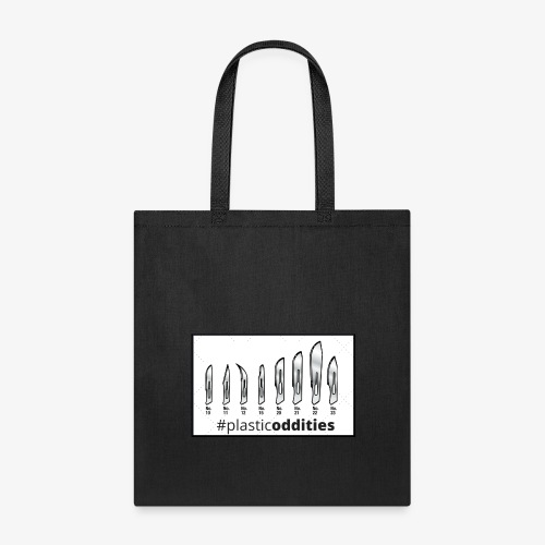 Hobby Knife - Tote Bag