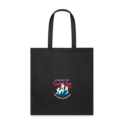 Escaping Your Comfort Zone Logo - Tote Bag