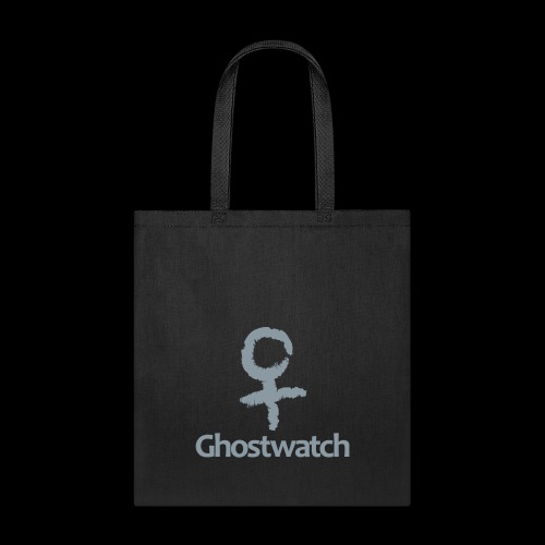 Official Ghostwatch Spirit Apparition logo+ - Tote Bag