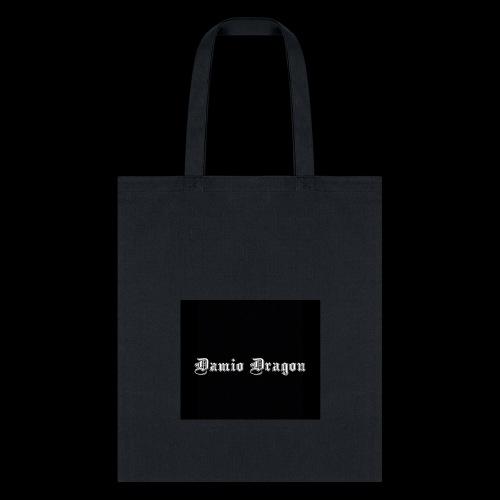 Dragonz Decor By : Damio Dragon - Tote Bag