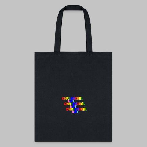 Chrisexual Trisexual - Tote Bag