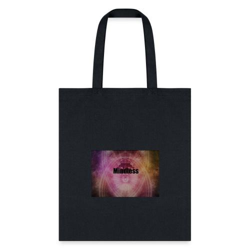 Mindless Meditation - Tote Bag