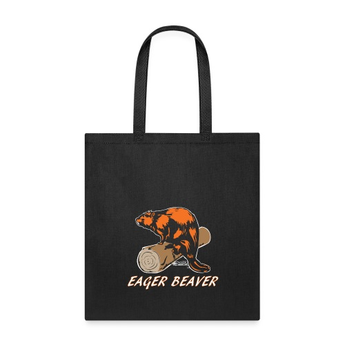 Eager Beaver - Tote Bag