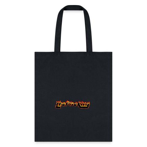 thefireking merch - Tote Bag