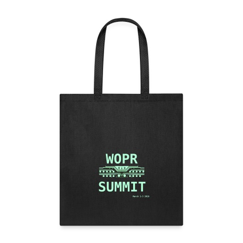 WOPR Summit 0x0 - Tote Bag