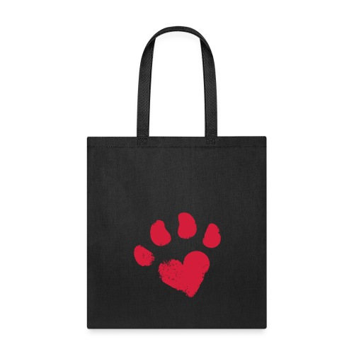 pawprint - Tote Bag