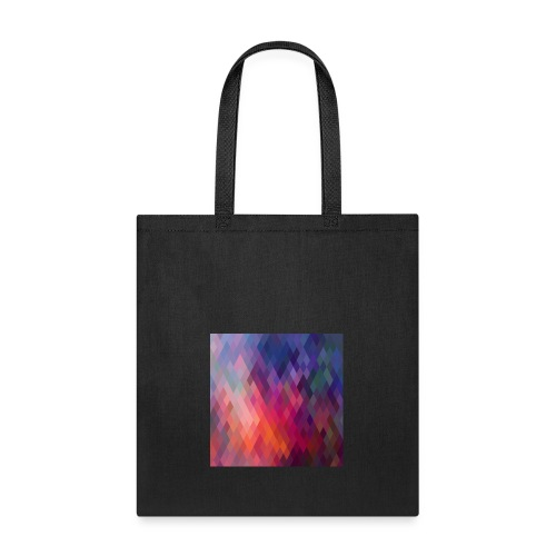 pattern of geometric shapes z15nM6qu L - Tote Bag
