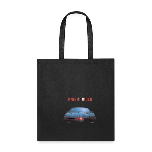 kitt knight rider - Tote Bag