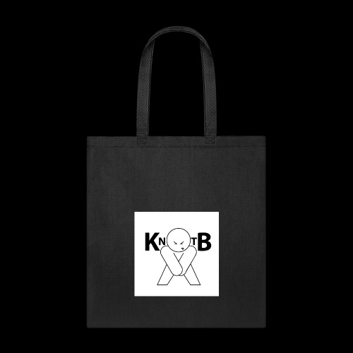 KickNtheBalls Logo - Tote Bag