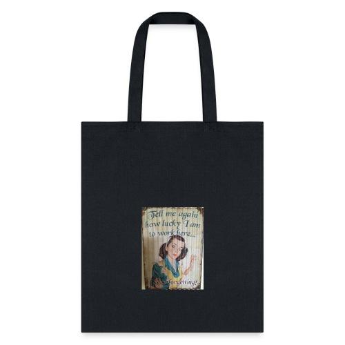 Vintage feminist - Tote Bag