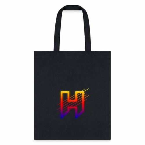 Hazaard Neon Logo - Tote Bag