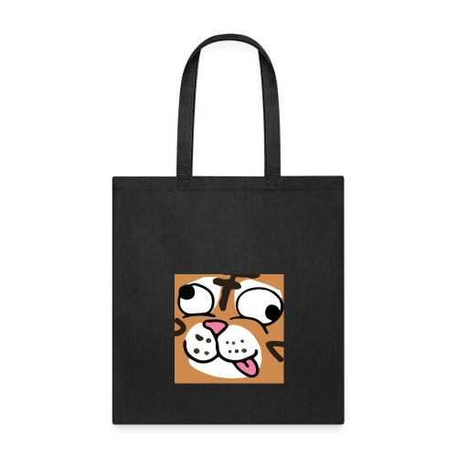 Derp tiger - Tote Bag
