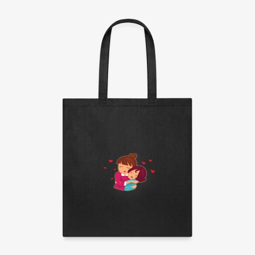 lovely mother ,mom day - Tote Bag