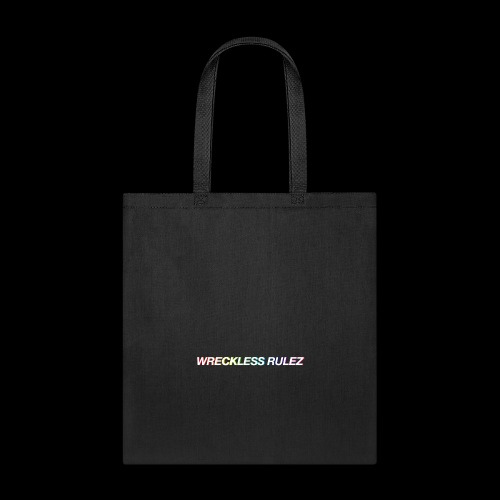 Wreckless Rulez - Tote Bag
