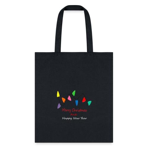 Lamp Of Merry Christmas - Tote Bag