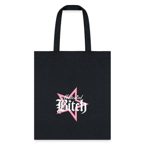 Material Bitch Logo - Tote Bag