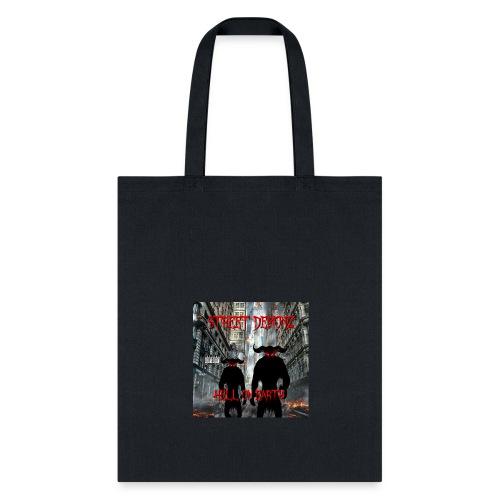 STREET DEMONZ 2.0 ALBUM COVER - Tote Bag