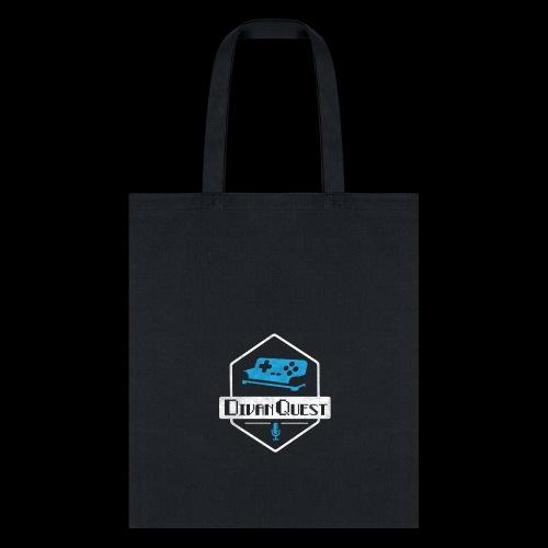 DivanQuest Logo (Badge) - Tote Bag