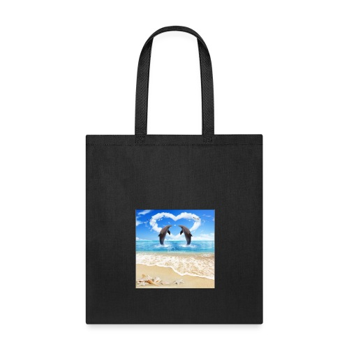 Dolphins - Tote Bag