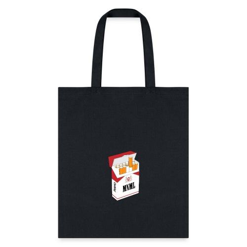 MNML Cigarette Pack - Tote Bag