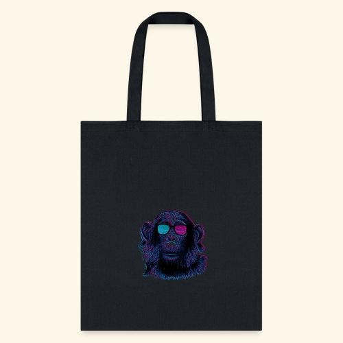 Cool Chimp - Tote Bag