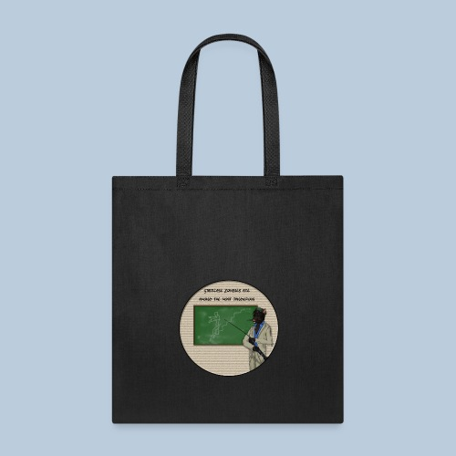 Staircase Quote - Tote Bag
