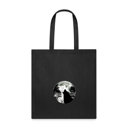 wolf moon - Tote Bag