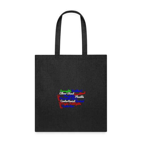 Contortion Art - Tote Bag