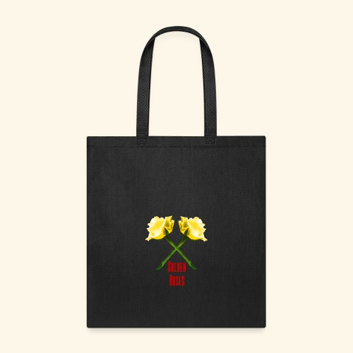 Golden Roses Logo Collection - Tote Bag