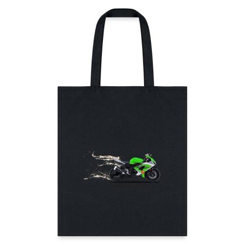 john motorbike - Tote Bag