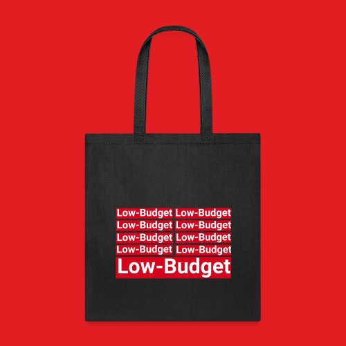 Ultra Low-Budget Accessories - Tote Bag