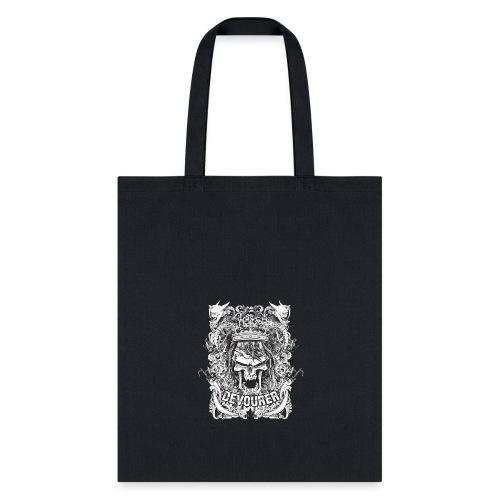 Devourer tshirt design P40Edesign - Tote Bag