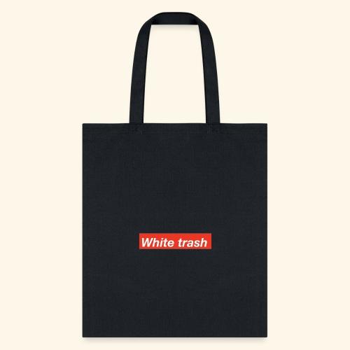 White trash - Tote Bag