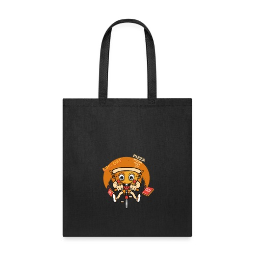 PIZZA 50 off - Tote Bag