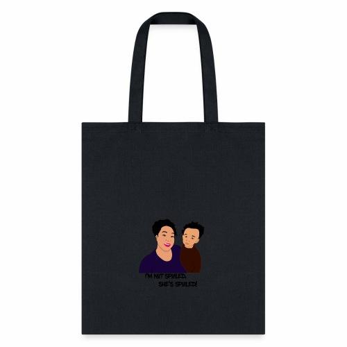Spoiled Mama - Tote Bag